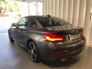 BMW 2 Series 220i coupe M Sport auto - Image 4