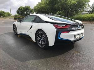 BMW i8 eDrive coupe - Image 11