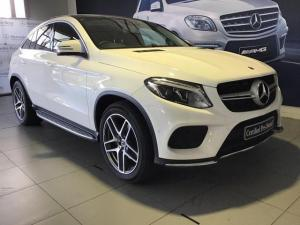 Mercedes-Benz GLE GLE350d coupe - Image 1