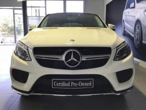 Mercedes-Benz GLE GLE350d coupe - Image 9