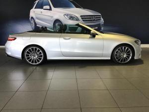 Mercedes-Benz E-Class E220d cabriolet - Image 10