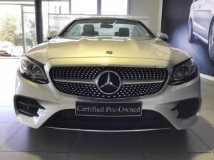 Mercedes-Benz E-Class E220d cabriolet - Image 12