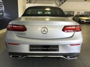 Mercedes-Benz E-Class E220d cabriolet - Image 5