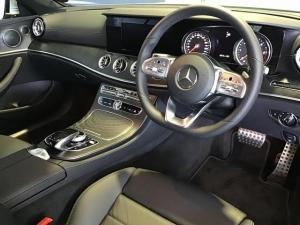Mercedes-Benz E-Class E220d cabriolet - Image 6
