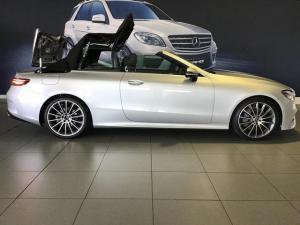 Mercedes-Benz E-Class E220d cabriolet - Image 9