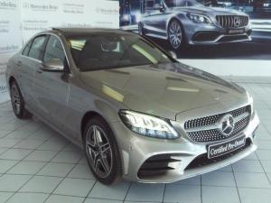 Mercedes-Benz C-Class C200 auto - Image 1