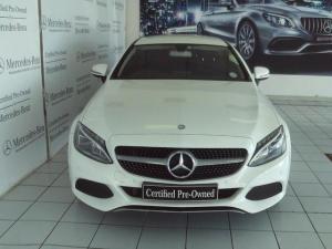 Mercedes-Benz C-Class C220d coupe auto - Image 1