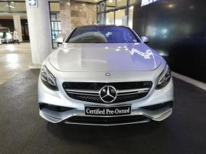 Mercedes-Benz S-Class S63 AMG coupe - Image 2