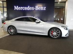 Mercedes-Benz S-Class S63 AMG coupe - Image 3
