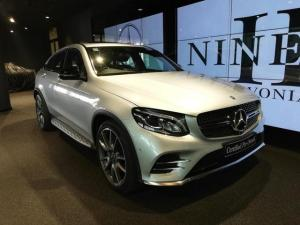 Mercedes-Benz GLC GLC43 coupe 4Matic - Image 1