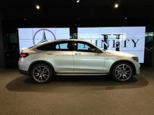 Mercedes-Benz GLC GLC43 coupe 4Matic - Image 3