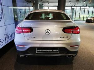 Mercedes-Benz GLC GLC43 coupe 4Matic - Image 8