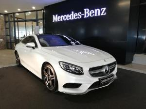 Mercedes-Benz S-Class S500 coupe - Image 1