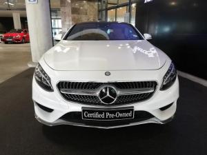 Mercedes-Benz S-Class S500 coupe - Image 2