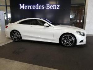 Mercedes-Benz S-Class S500 coupe - Image 3