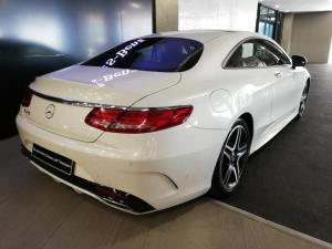 Mercedes-Benz S-Class S500 coupe - Image 4