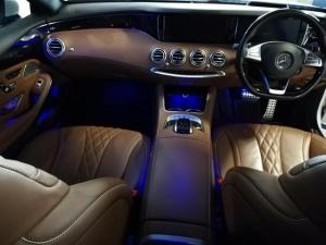 Mercedes-Benz S-Class S500 coupe - Image 8