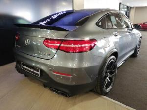 Mercedes-Benz GLC GLC63 S 4Matic+ - Image 4