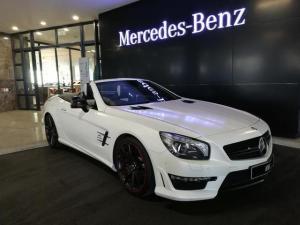 Mercedes-Benz SL SL63 AMG - Image 1