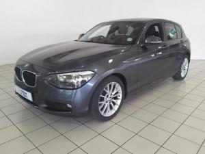 BMW 1 Series 116i 5-door auto - Image 1