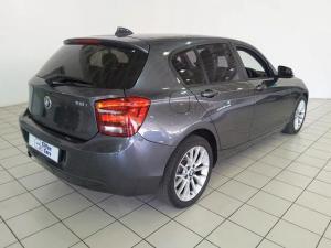 BMW 1 Series 116i 5-door auto - Image 3