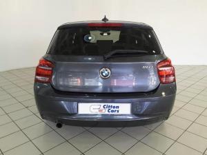 BMW 1 Series 116i 5-door auto - Image 4