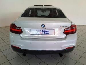 BMW 2 Series M240i coupe sports-auto - Image 4