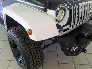 Jeep Wrangler Unlimited 3.6L Sahara - Image 8