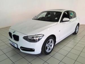 BMW 1 Series 116i 5-door Sport auto - Image 1