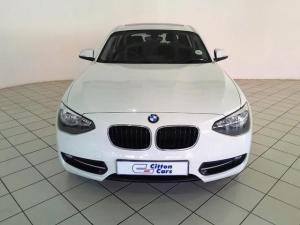 BMW 1 Series 116i 5-door Sport auto - Image 2