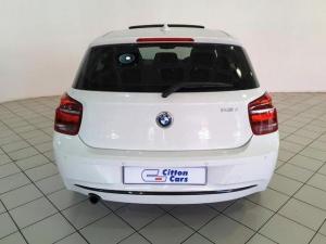 BMW 1 Series 116i 5-door Sport auto - Image 4