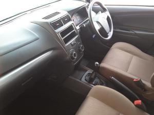 Toyota Avanza 1.3 S panel van - Image 18