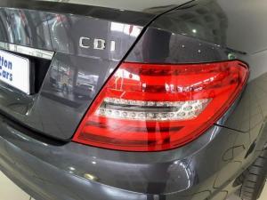 Mercedes-Benz C-Class coupé C250CDI BlueEfficiency coupé - Image 5
