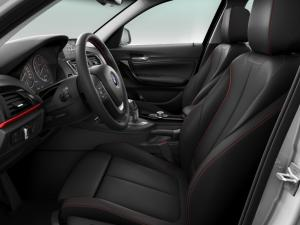BMW 120i 5-Door automatic - Image 4