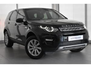 Land Rover Discovery Sport HSE Si4 - Image 1