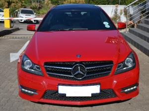 Mercedes-Benz C-Class coupé C180 BlueEfficiency coupé auto - Image 2