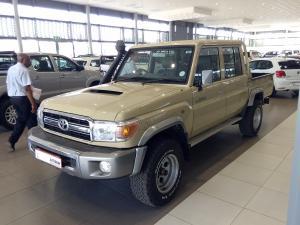 Toyota Land Cruiser 79 4.5DD/C - Image 1