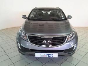 Kia Sportage 2.0CRDi auto - Image 2