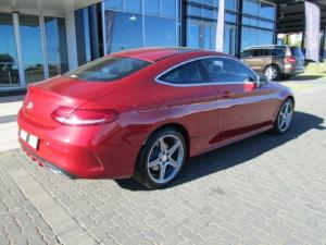 Mercedes-Benz C220d AMG Coupe automatic - Image 3