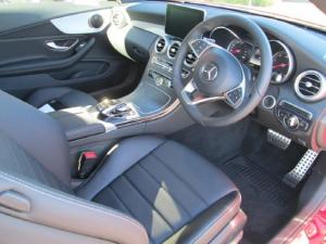 Mercedes-Benz C220d AMG Coupe automatic - Image 5
