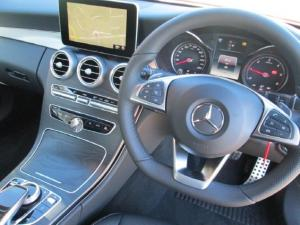 Mercedes-Benz C220d AMG Coupe automatic - Image 6
