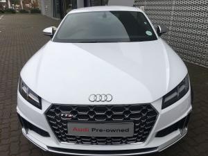 Audi TTS Quattro Coupe S Tronic - Image 3
