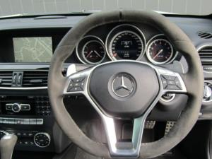 Mercedes-Benz C63 AMG Coupe - Image 12