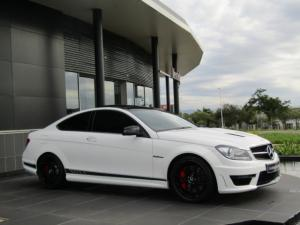 Mercedes-Benz C63 AMG Coupe - Image 13