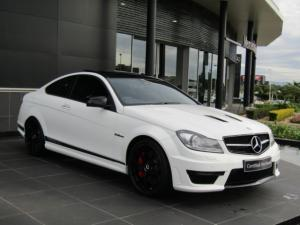 Mercedes-Benz C63 AMG Coupe - Image 1