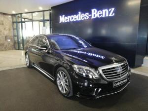 Mercedes-Benz S-Class S63 AMG - Image 1