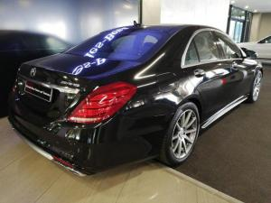 Mercedes-Benz S-Class S63 AMG - Image 4