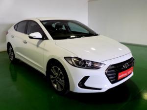 Hyundai Elantra 2.0 Elite automatic - Image 1