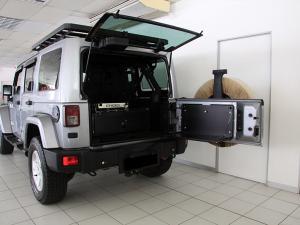 Jeep Wrangler Unlimited 3.8L Sahara - Image 10
