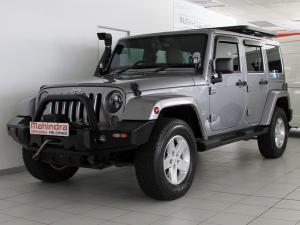 Jeep Wrangler Unlimited 3.8L Sahara - Image 1